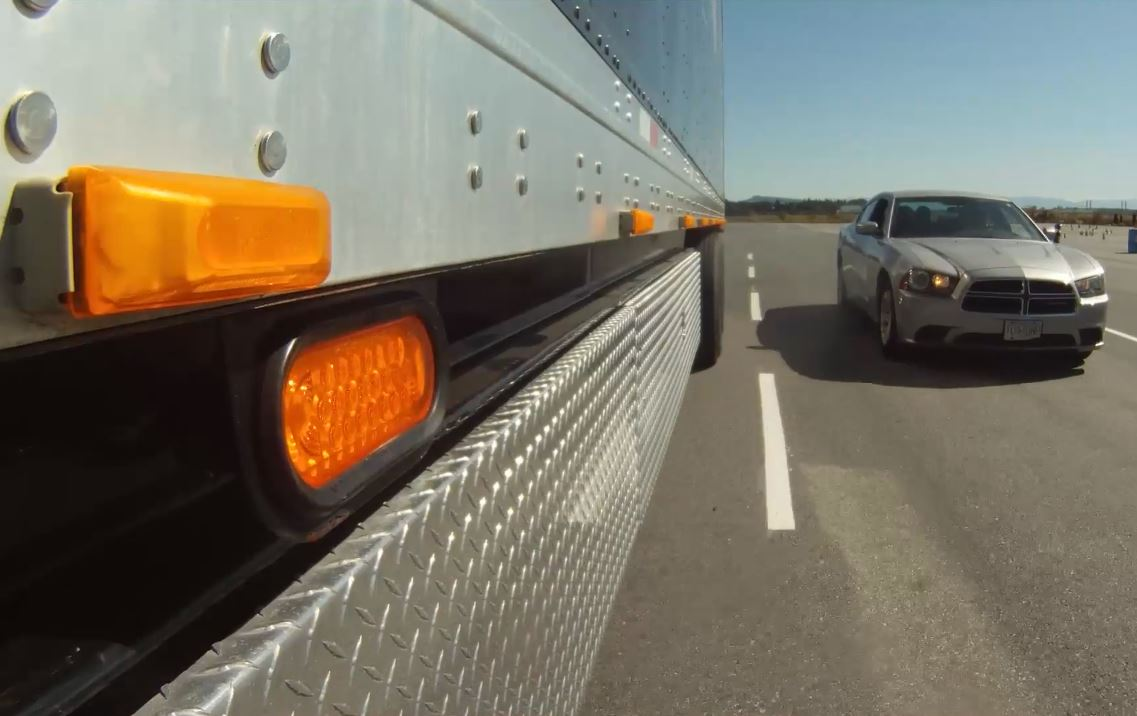 Drivers Urged To Be Truck Aware To Reduce Crashes