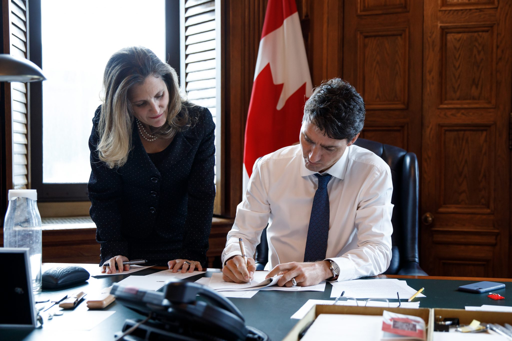Op-Ed by the Honorable Chrystia Freeland, Minister of Foreign Affairs