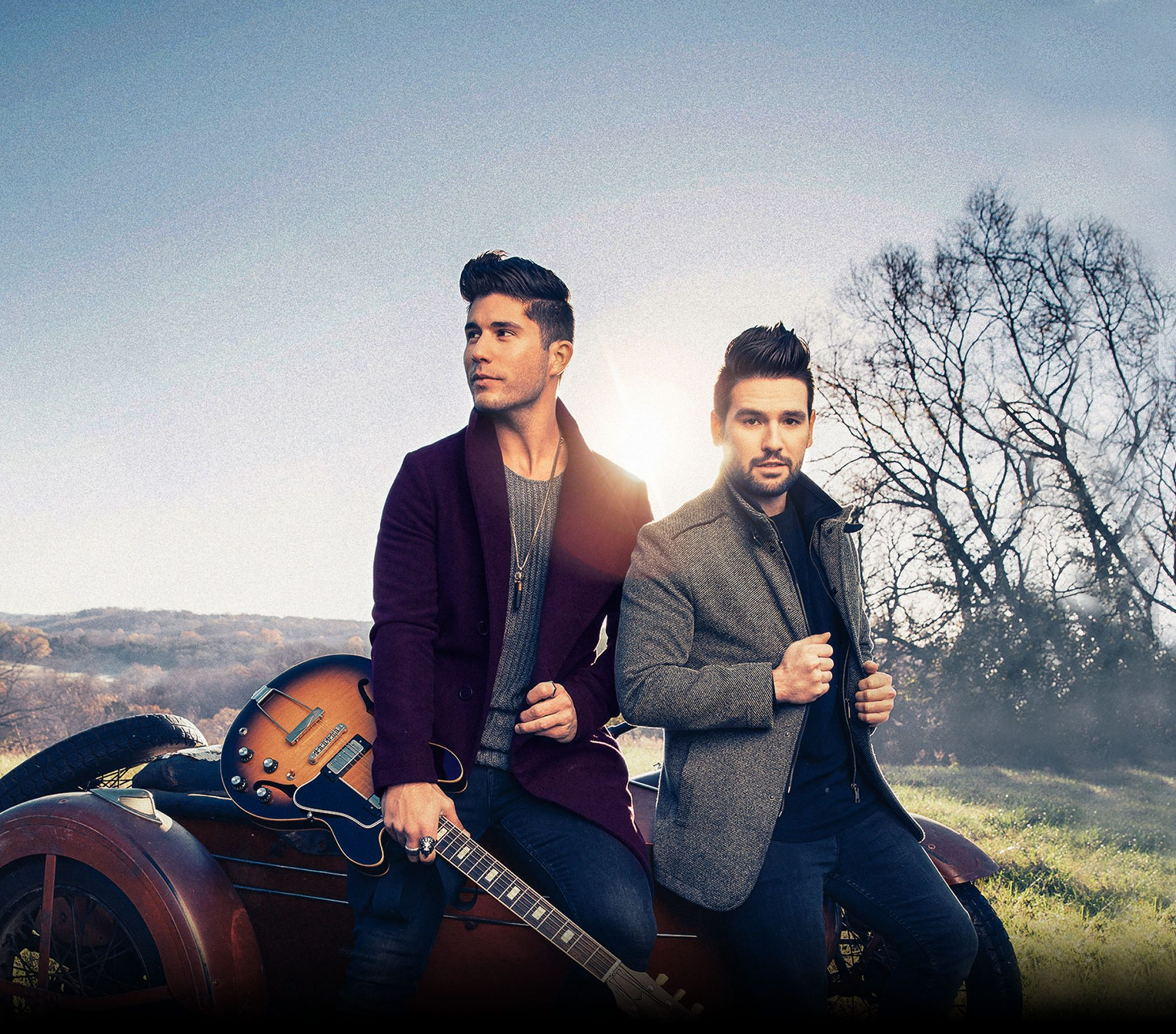 Dan + Shay with special guest Chris Lane to play Abbotsford Centre in 2019