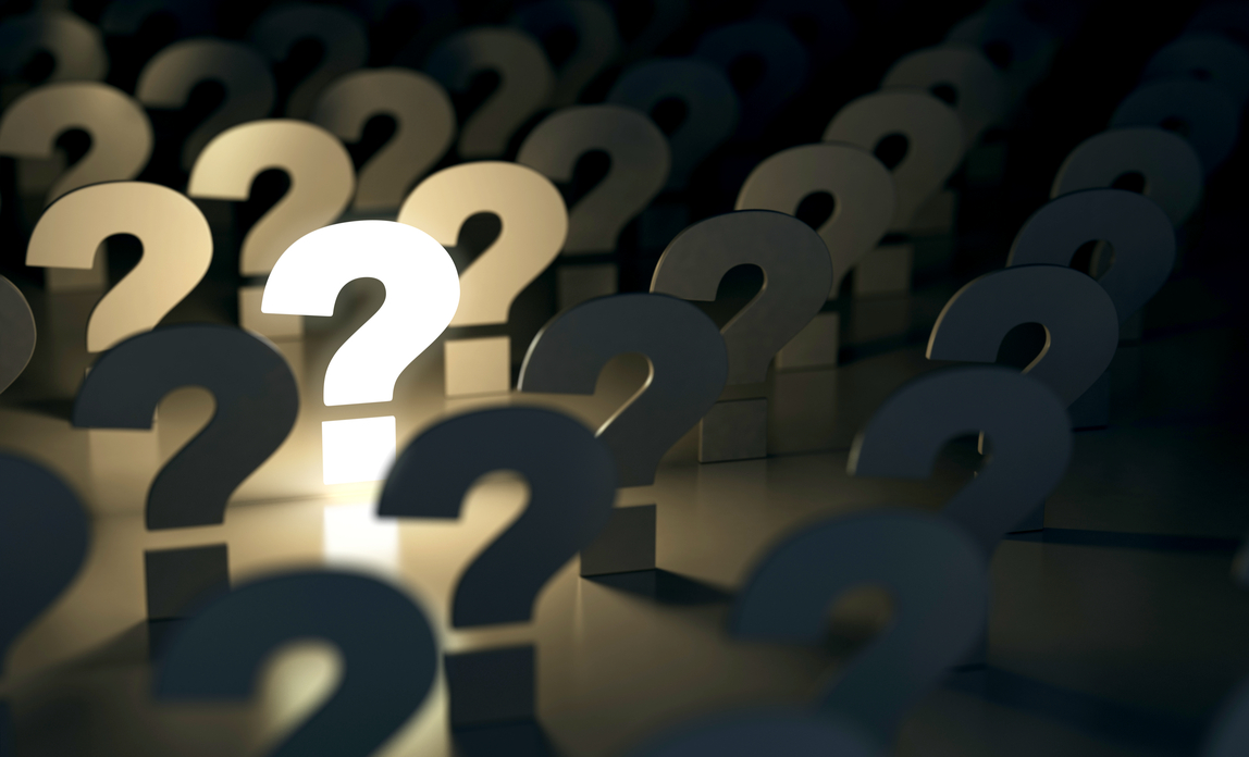 More Questions – No Answers
