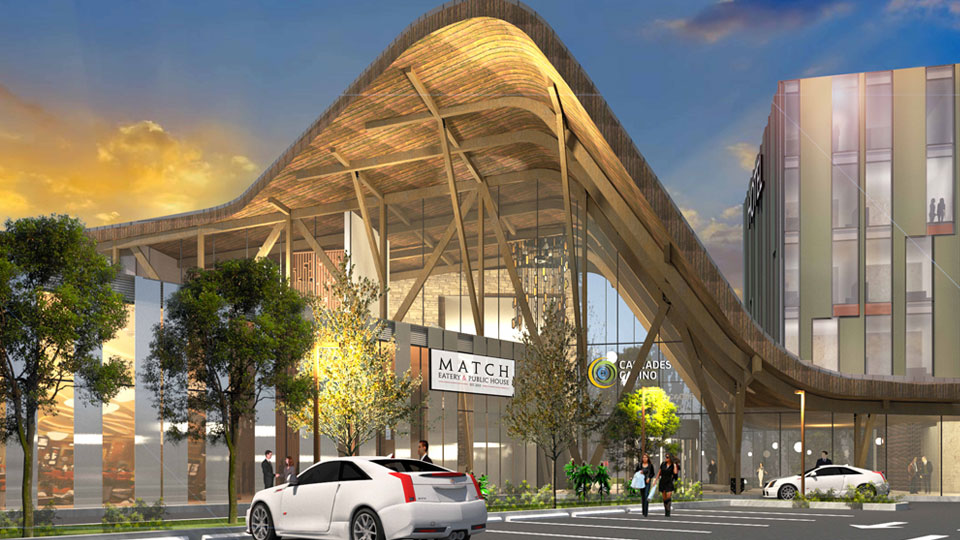 BCLC Approves New Cascades Casino Delta