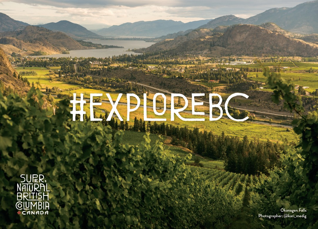 Destination BC Tourism Marketing Committee: Call for Applications