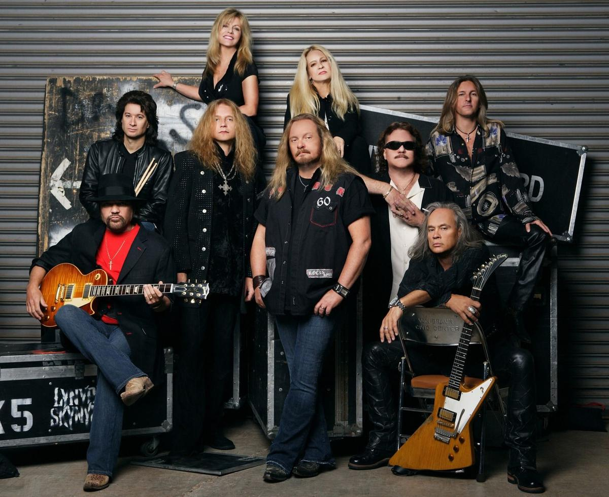 Lynyrd Skynyrd Farewell Tour Comes to Abbotsford Centre March 15, 2019