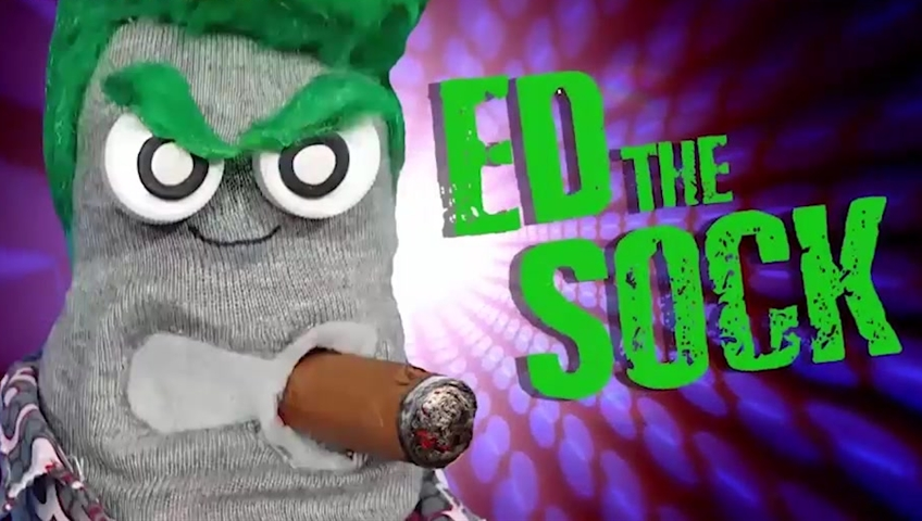 TV Icon Ed the Sock Reminds Local Musicians of Dec 7 FVMA Deadline