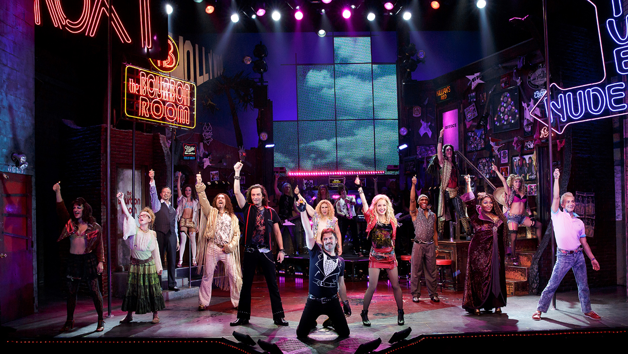 Rock of Ages – Broadway's Best Party Visits Abbotsford in 2019
