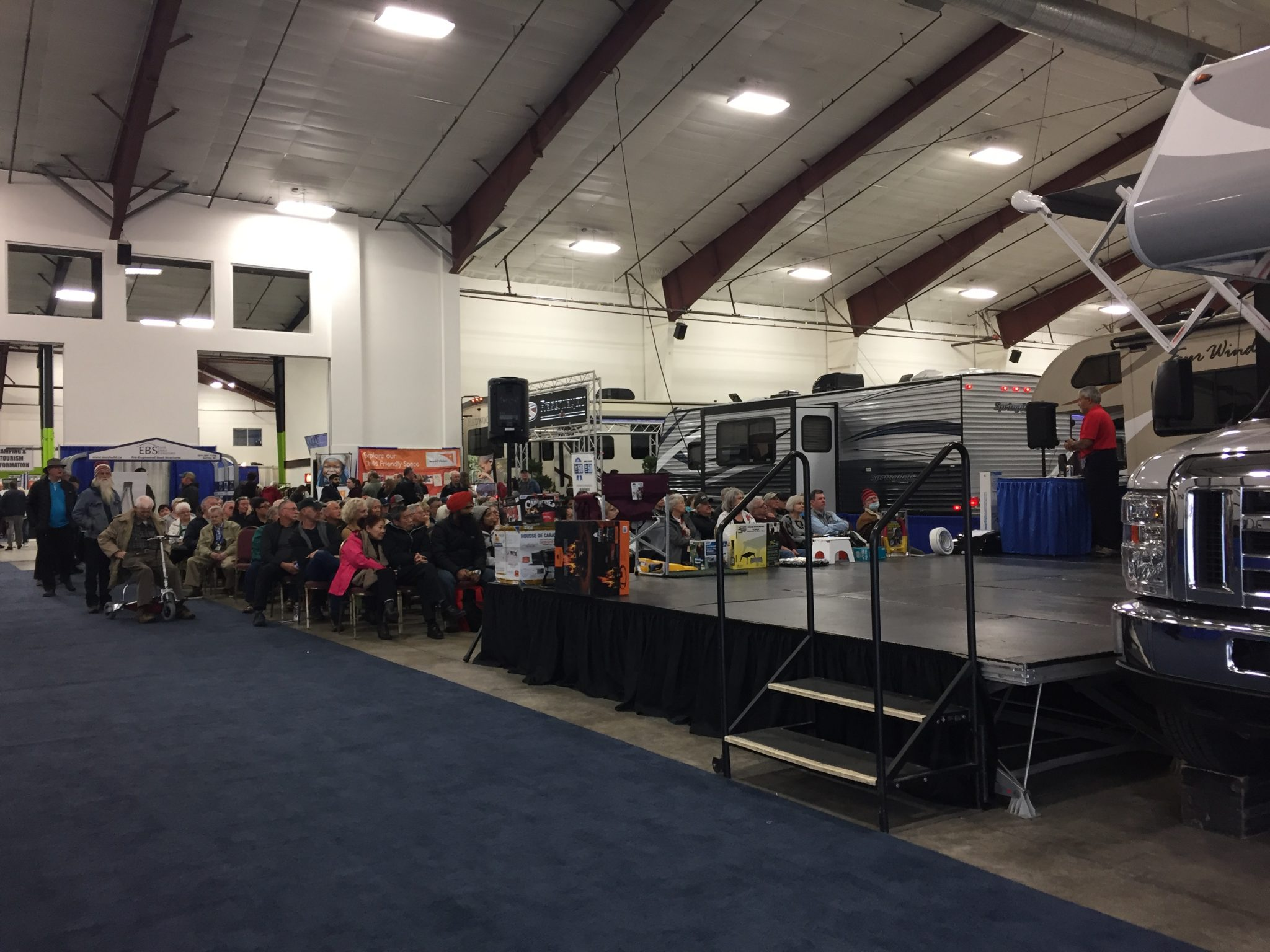 2019 Earlybird RV Show & Sale Returns to Tradex in Abbotsford