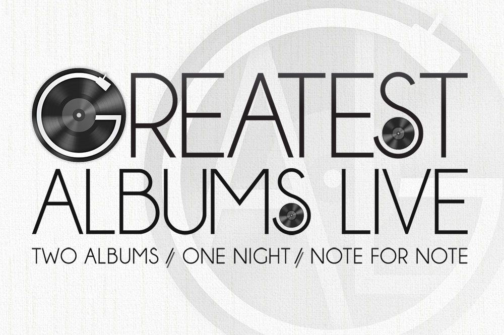 The Greatest Albums Live featuring the music of Tom Petty & Heart
