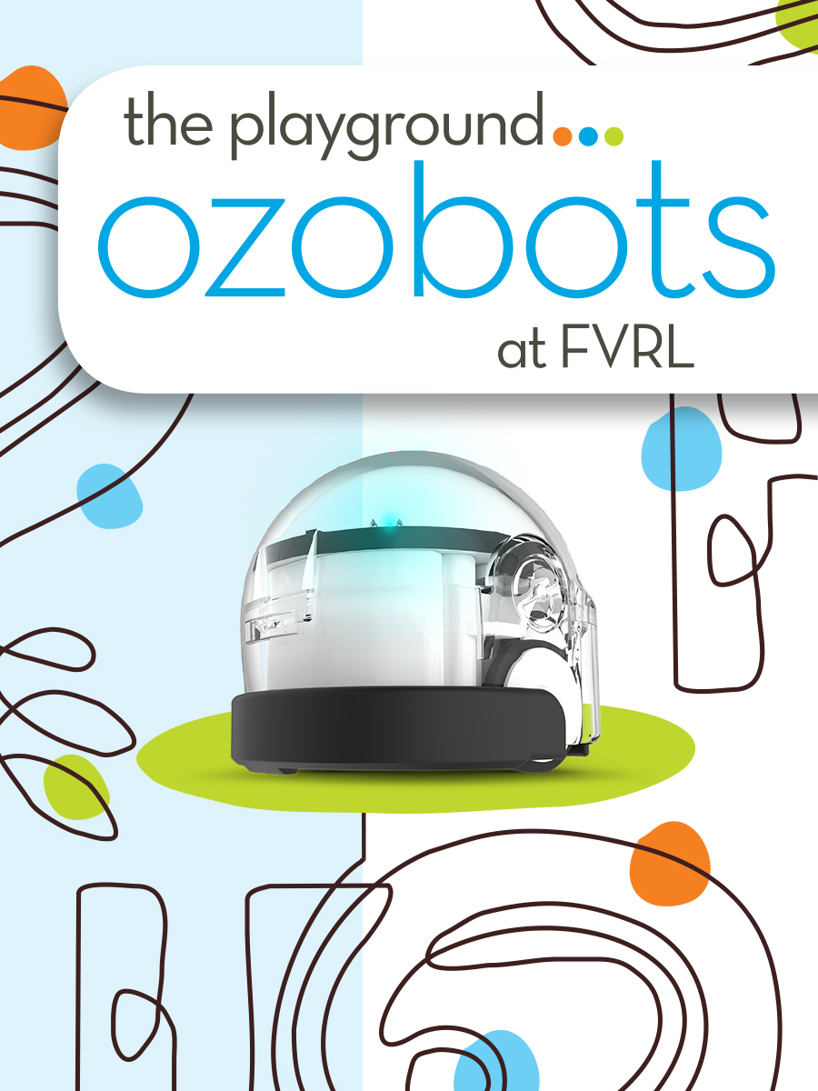 FVRL Ozobots Program Inspires a New Generation of Coders