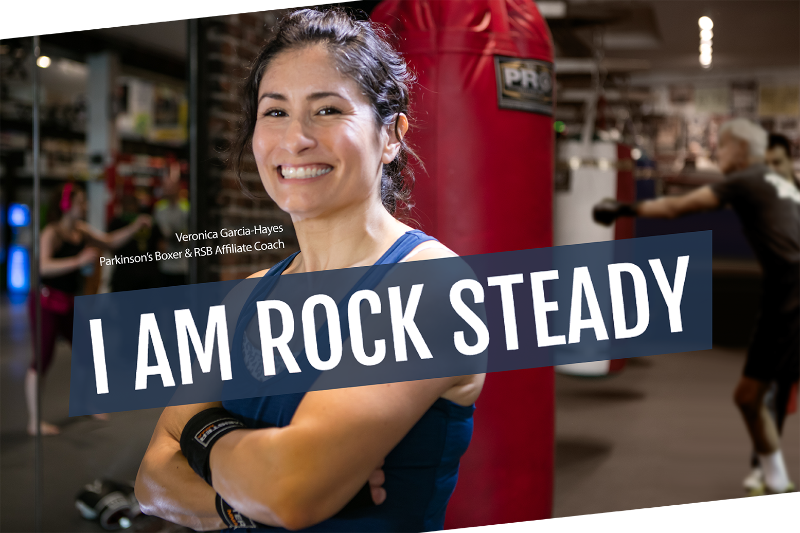 BIG NEWS! Rock Steady Boxing for Parkinson's is coming to Abbotsford in April 2019.