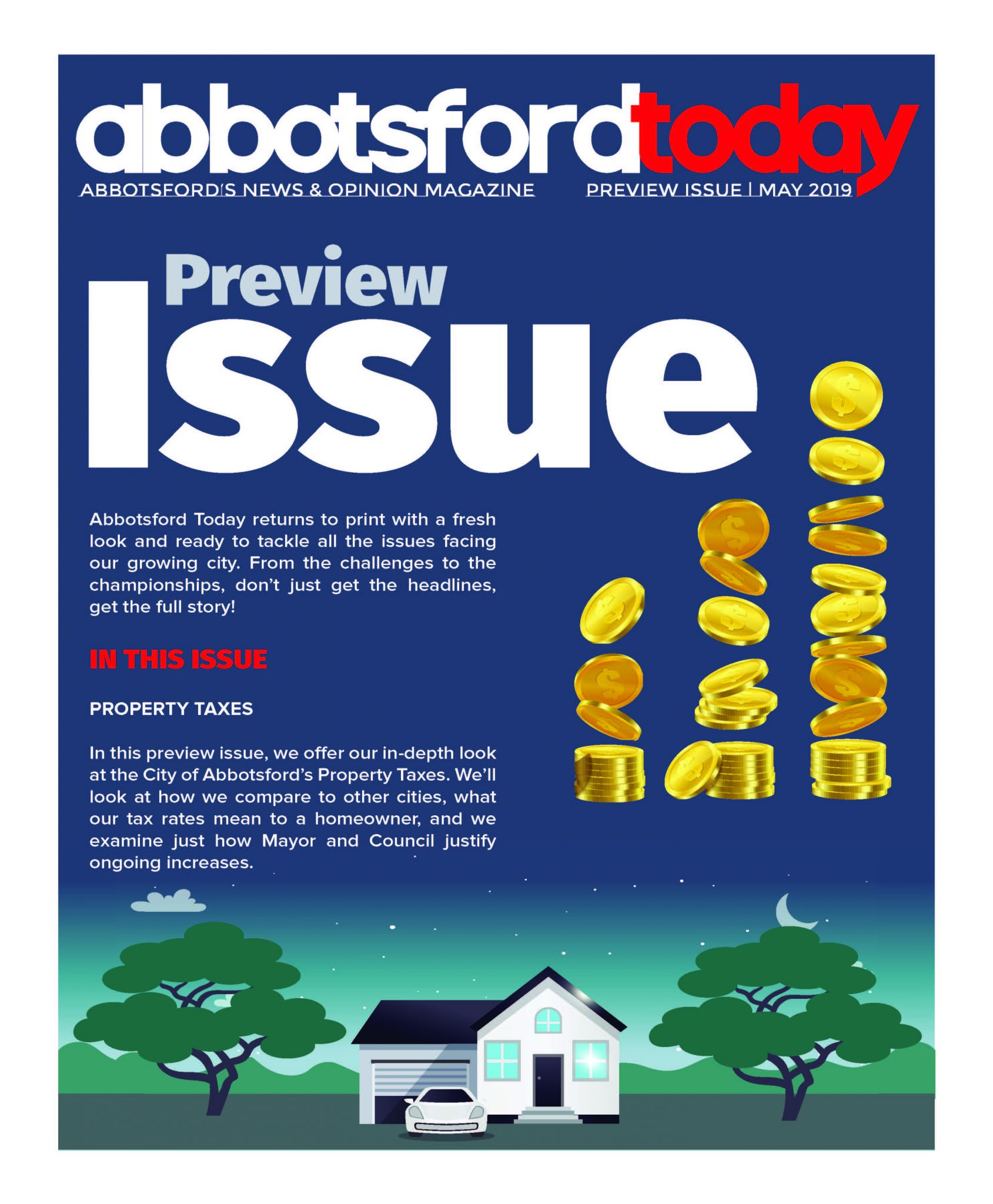 Preview Issue Now Available!