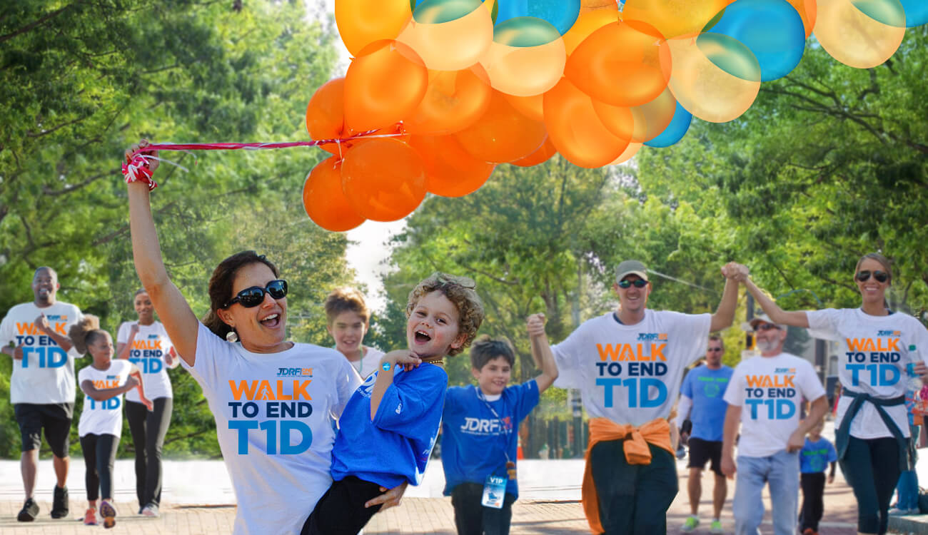 The Sun Life Walk to Cure Diabetes for JDRF aims to raise $5.0 million to accelerate the pace of research