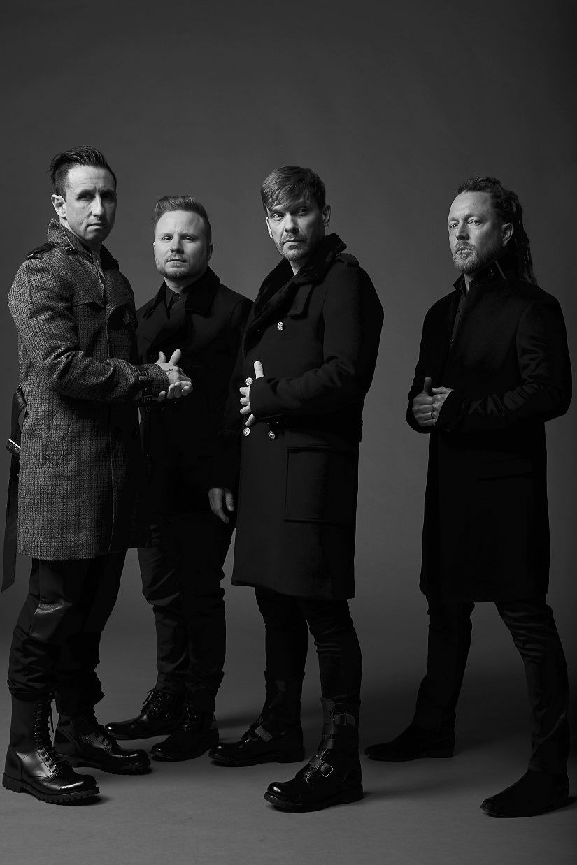 Shinedown Returns to the Abbotsford Centre with the ATTENTION ATTENTION World Tour this October!