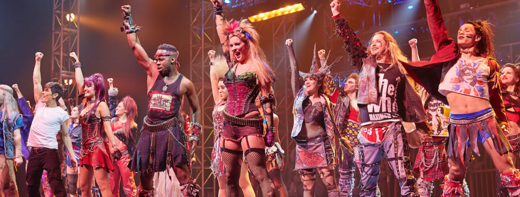 We Will Rock You, the Queen Inspired Rock Musical visits Abbotsford in 2020
