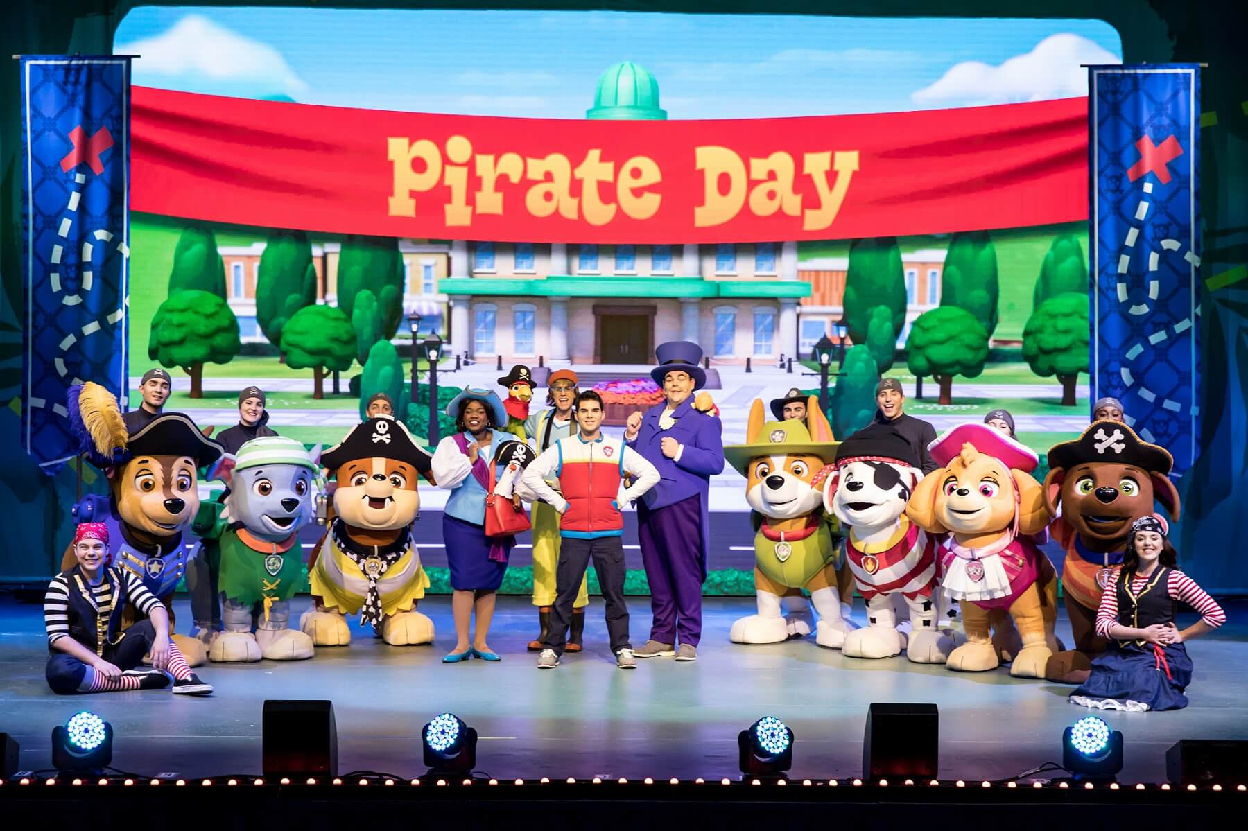 All Paws on Deck! Paw Patrol Live! is Coming to the Abbotsford Centre January 2020