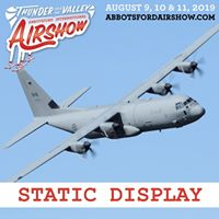 Abbotsford Air Show Static Display