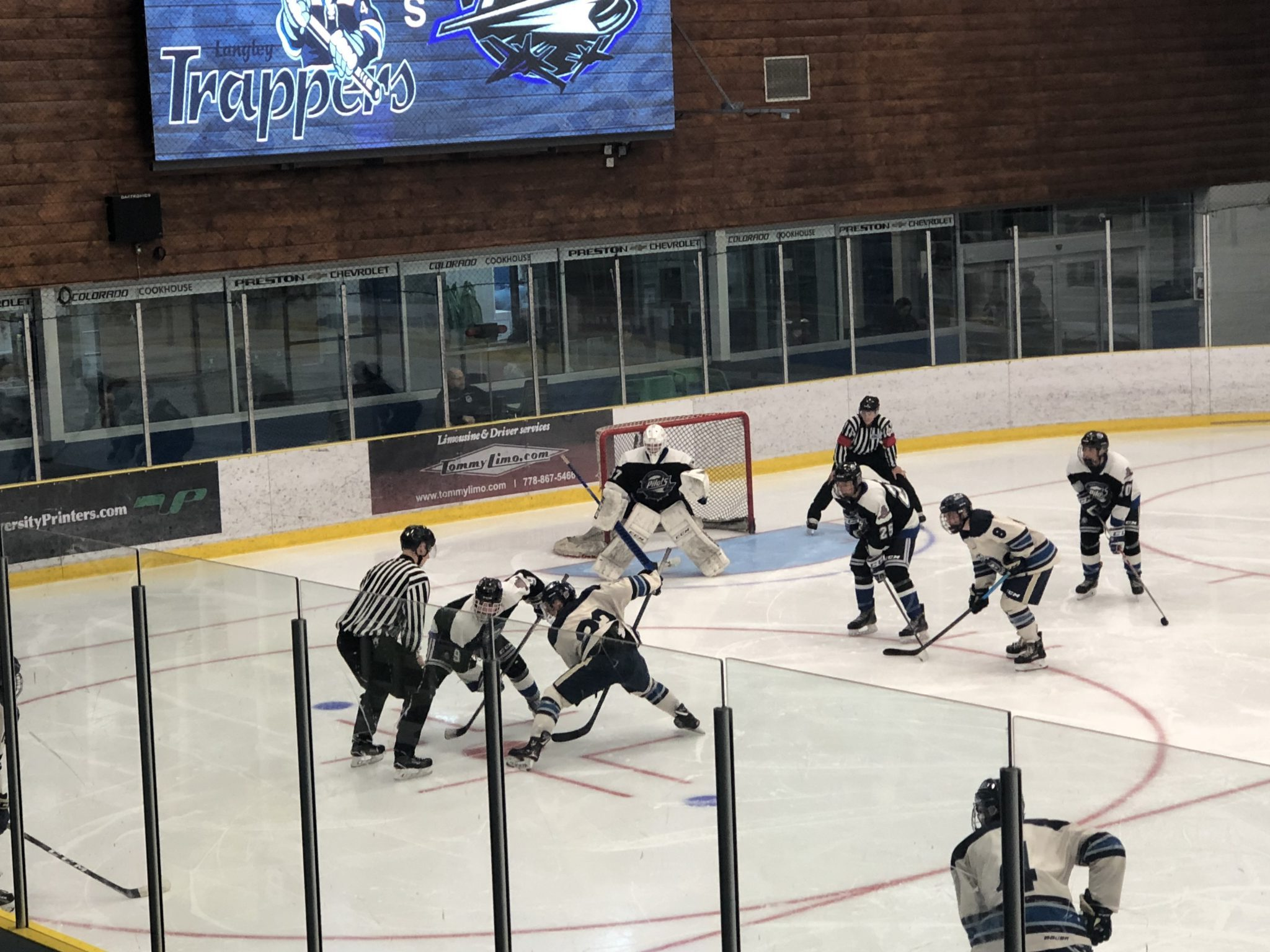 Abbotsford Pilots Open Their Season With A Win Over Langley