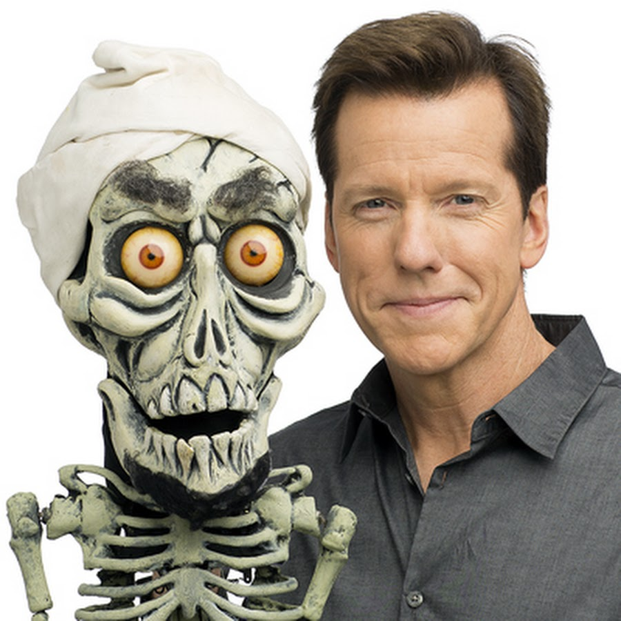 Jeff Dunham returns to the Abbotsford Centre on April 22