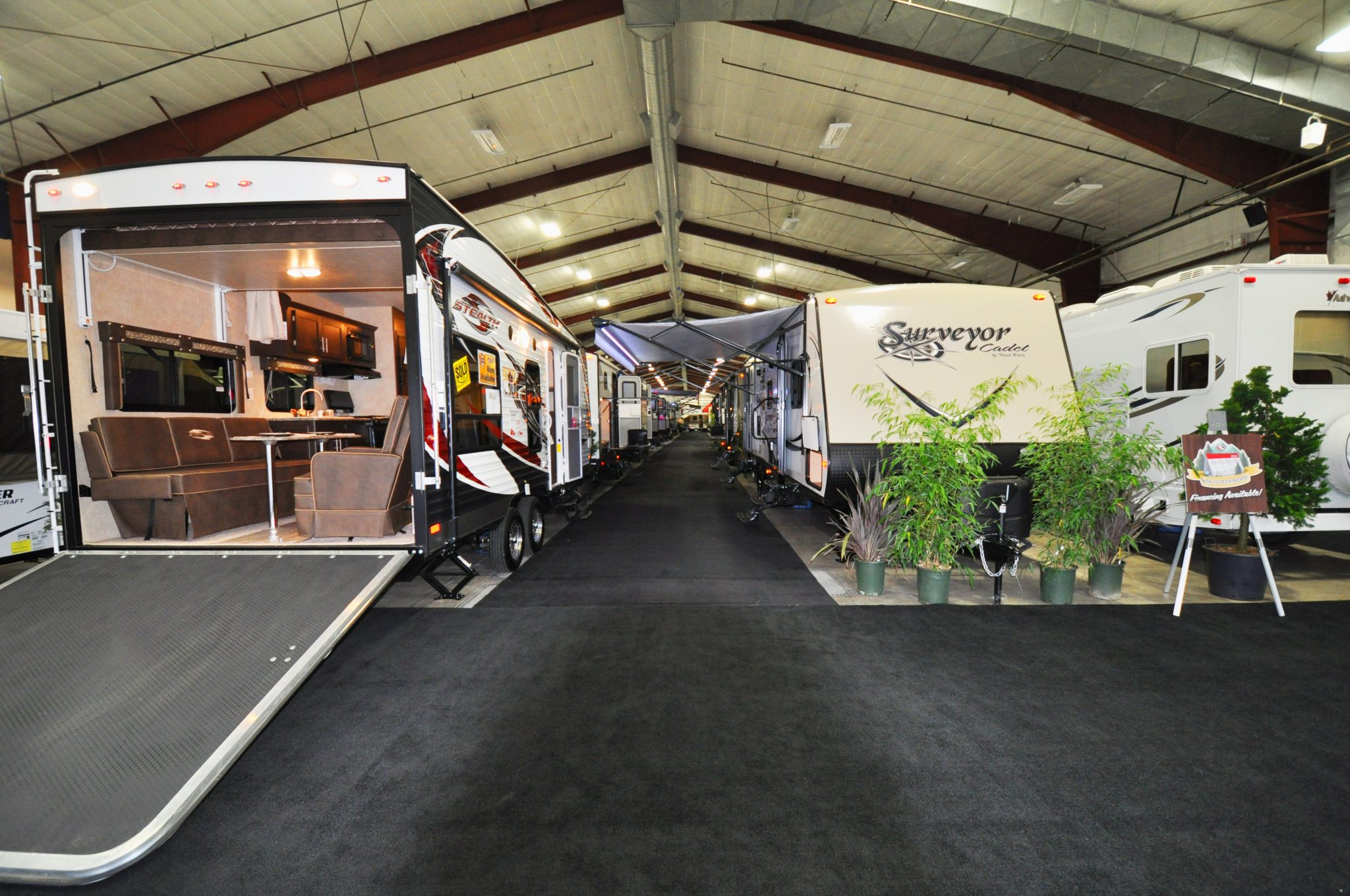 BC'S ONLY FALL RV SHOW AND SALE IS BACK  AT ABBOTSFORD TRADEX THIS SEPTEMBER