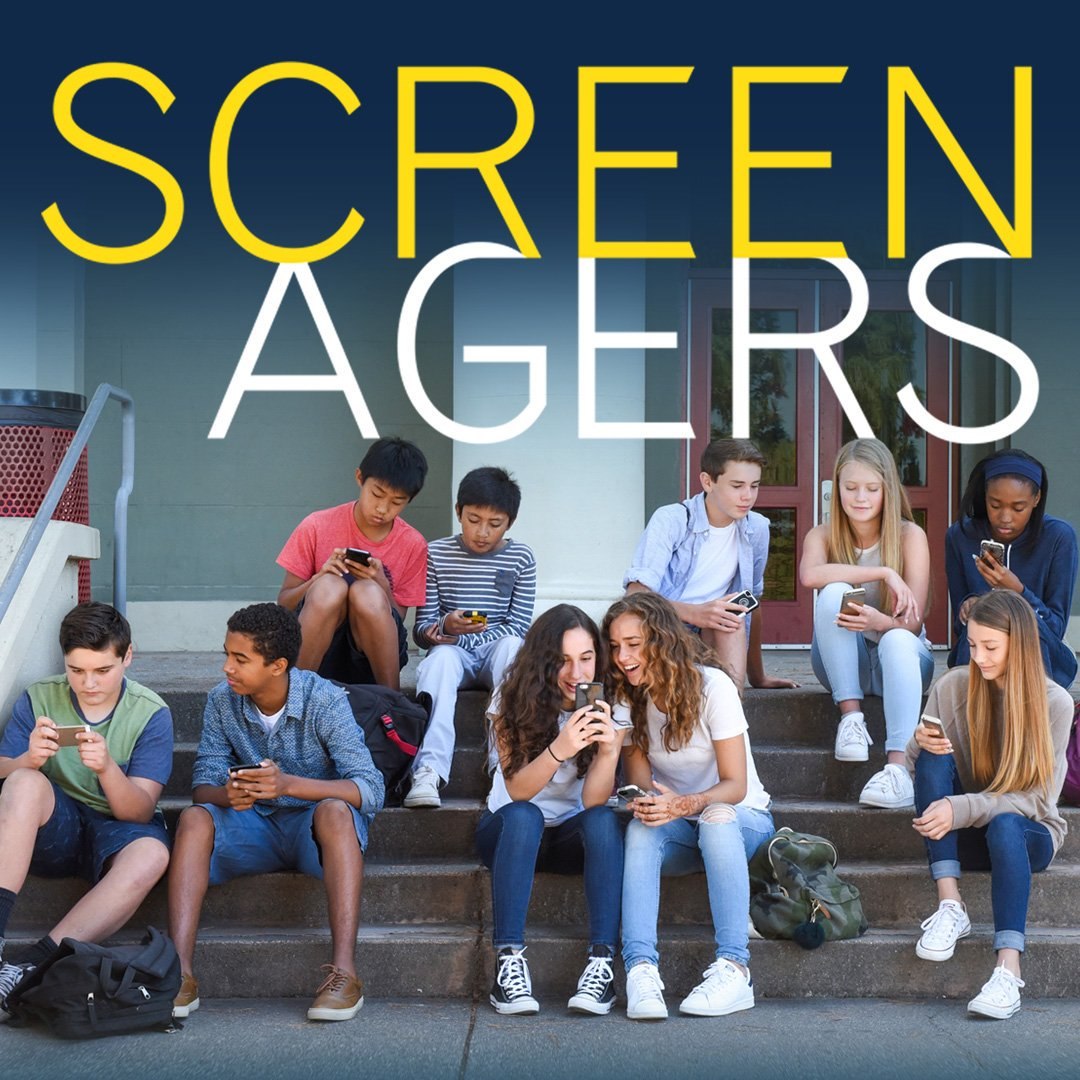 SCREENAGERS – Abby School District Free Screening of this Documentary
