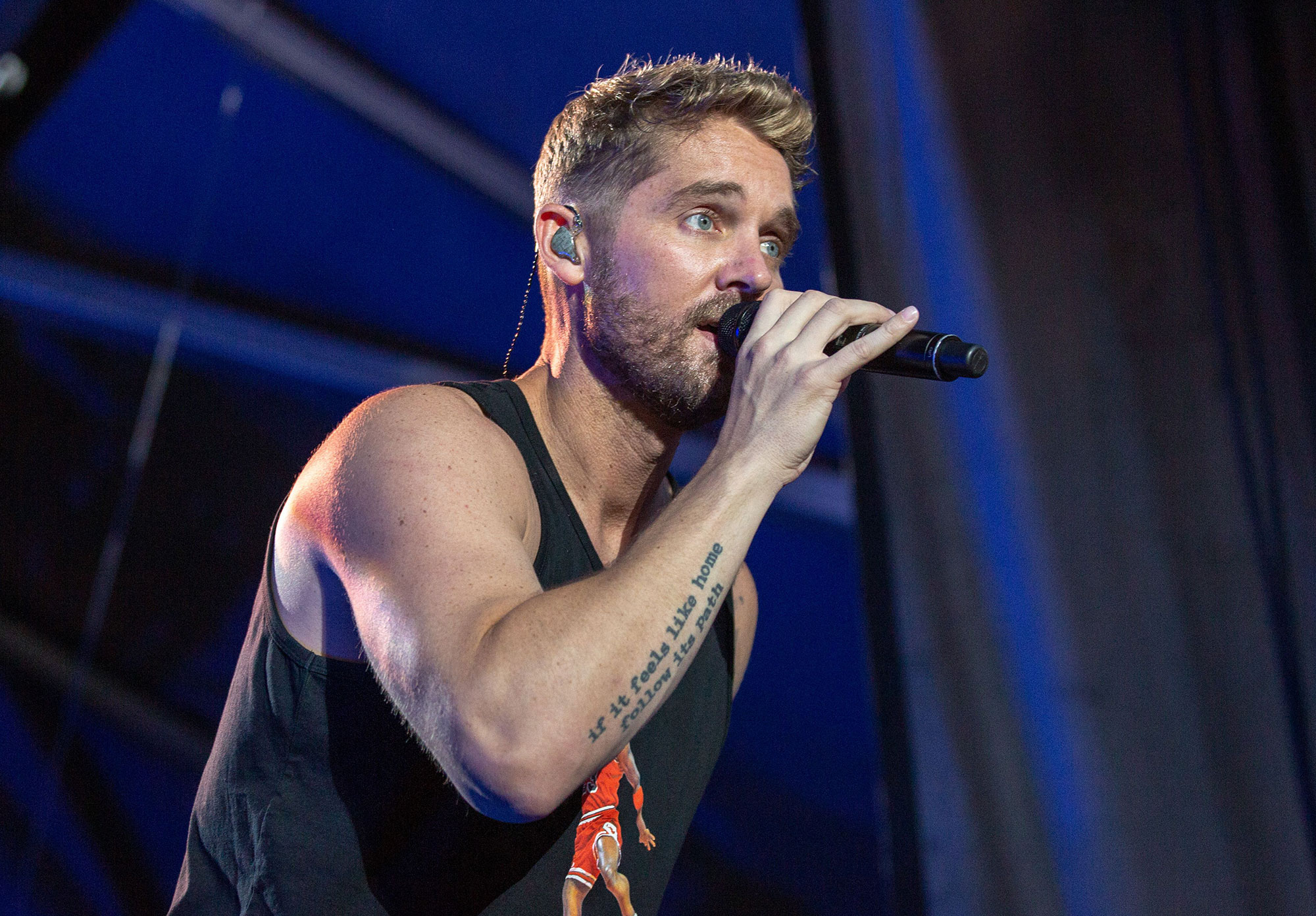 Brett Young Brings the 'The Chapters Tour' to the Abbotsford Centre in May 2020