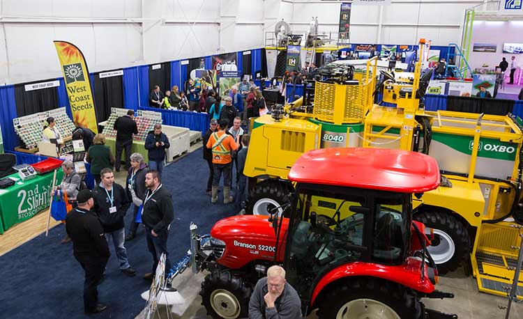 The Pacific Agriculture Show Introduces Cannatech to 22nd Annual Event