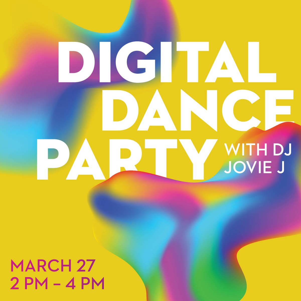 Fraser Valley Regional Library to host digital dance party with DJ Jovie J on Facebook Live!