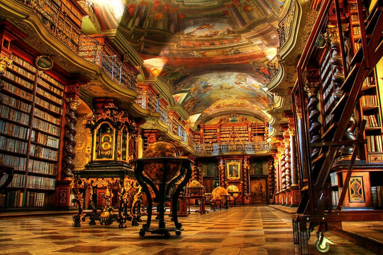 7 Spectacular Libraries You Can Explore From Your Living Room