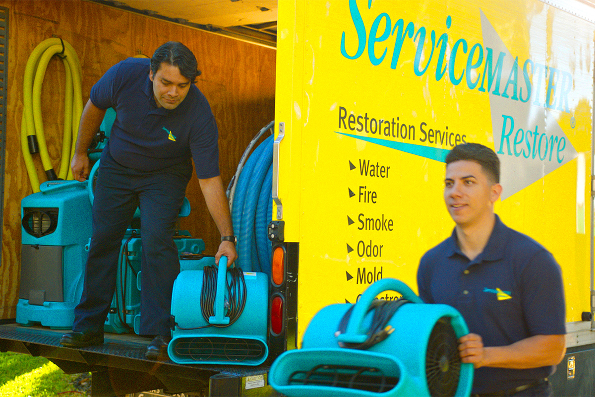 ServiceMaster Restore of the Fraser Valley Offers Free Vehicle Sanitization to Front Line Workers