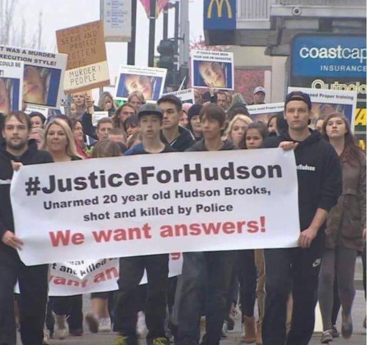 Hudson Brooks Decision Offers No Closure For Parents…and No Recourse