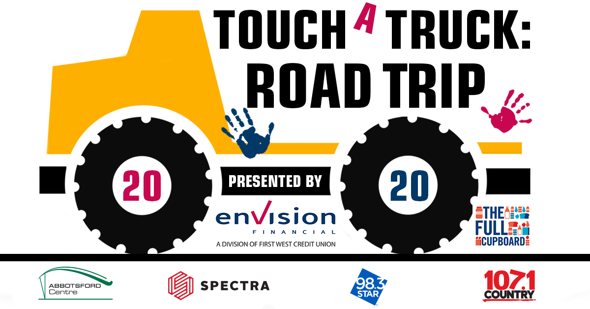 ENVISION FINANCIAL PRESENTS TOUCH A TRUCK: ROAD TRIP