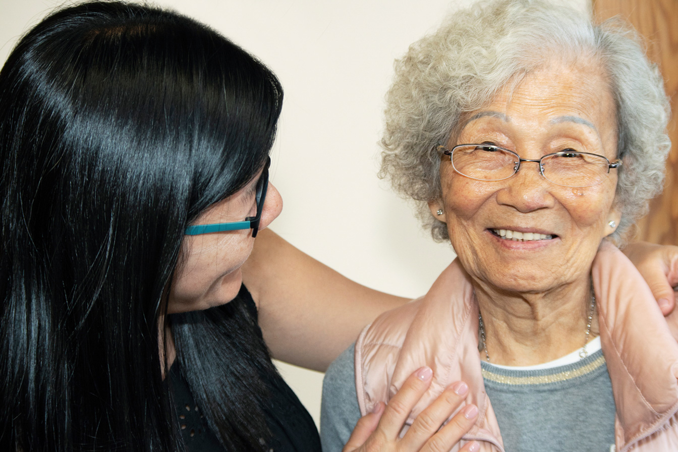 Abbotsford residents adapt dementia strategies in rapidly changing circumstances.