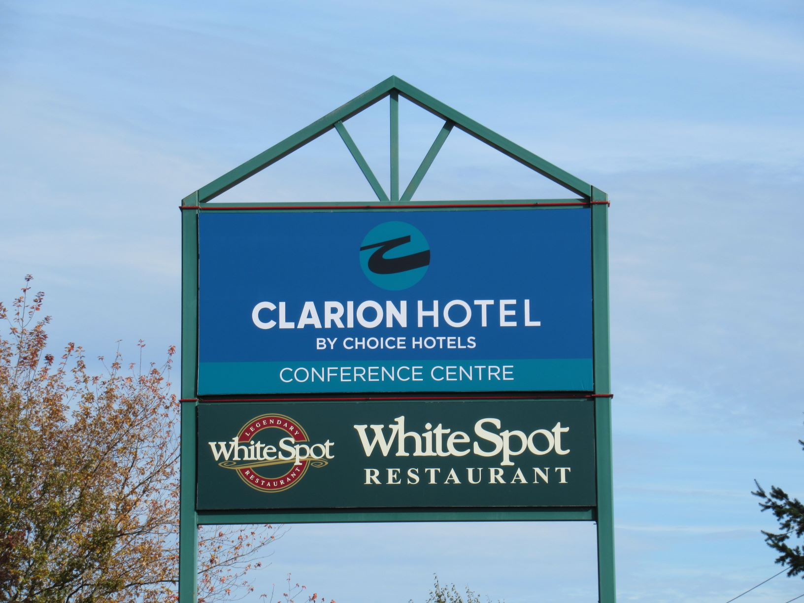Wanson Group rebrands newly renovated Abbotsford venue to Clarion Hotel and Conference Centre