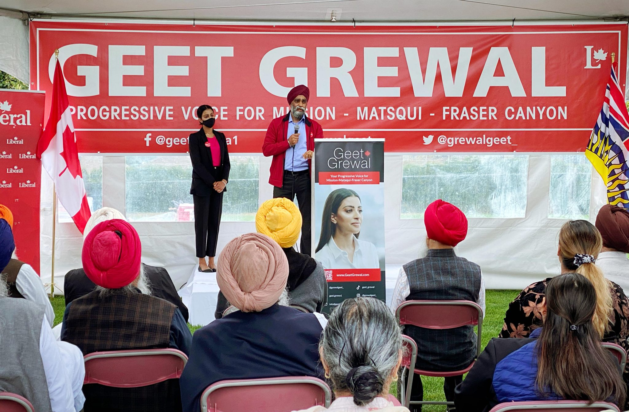 Federal Liberals make strong push in Mission-Matsqui Fraser Canyon